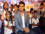 Arjun Kapoor Supports Educational Initiative For P&G Shiksha