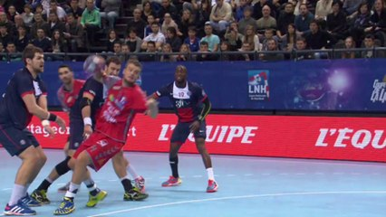 Teaser Nuit du Handball 2014