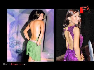 Bollywood backless brigade