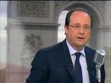 """Une auditrice à Hollande: """"Voulez-vous faire de la France le pays champion du monde de zumba?"""" - 06/05"""