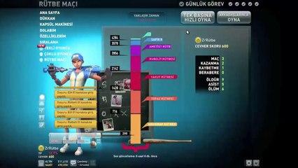 ZombiRock Online Yeni Yama Rütbe Sistemi