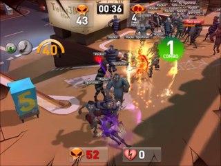 ZombiRock Oyun İçi Görüntü