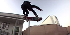 Firing Line Taylor Smith - Trasher skateboarding