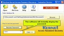 Repair Corrupt Access MDB & .ACCDB Files - Kernel for Access Repair