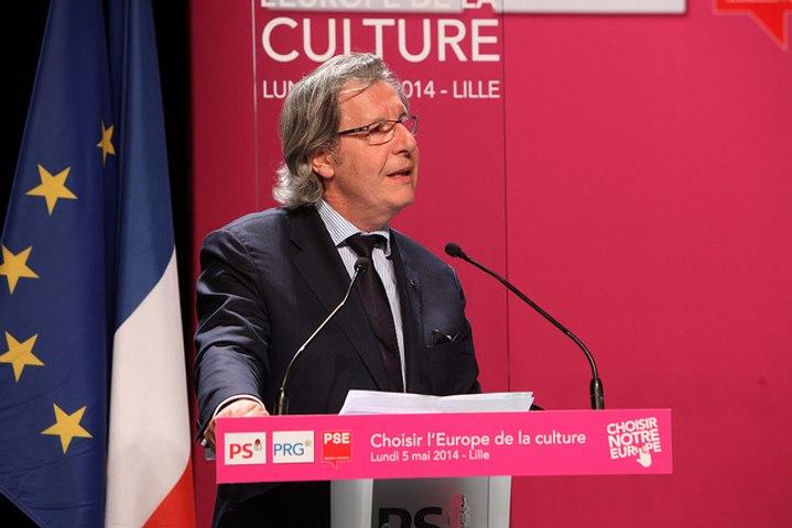 Discours de Gilles Pargneaux - Forum «Choisir l'Europe de la Culture» à Lille le 5 mai 2014