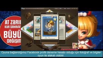 Joygame At Zarını Kur Şehrini Facebook Profillerini Görüntüleme