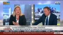 Nicolas Dupont-Aignan, Debout la République, dans l'invité de BFM Business – 06/05