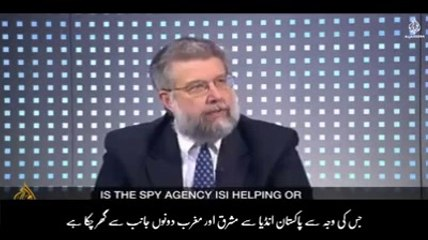ISI is The Most Professional Intelligence Agency Says Former CIA Agent