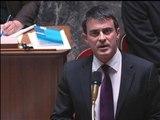 Valls salue le retour d'Ayrault à l'Assemblée - 06/05