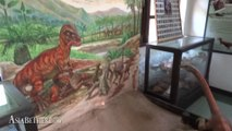 Visitor Center in Phu Wiang National Park in Khon Kaen, Northeast Thailand
