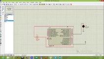 How to simulate arduino uno on proteus(atmega328) - video