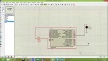 PWM Controlling of a DC Motor using L293D Arduino Proteus Simulation