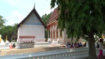 Phra That Kham Kaen Pagoda in Khon Kaen, Northeast Thailand