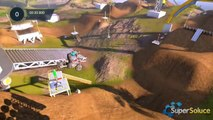 Derby motocross - Défi : Monocycle - Trials Fusion