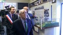 Déplacement en Normandie de Kader Arif pour la préparation des commémorations du débarquement al
