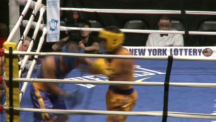 Golden Gloves at the Barclay Center 2014 - GFL.tv