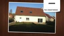 A vendre - maison - BLENDECQUES (62575) - 6 pièces - 144m²