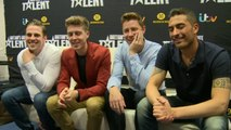 BGT's Jack Pack on their X Factor past and One Direction