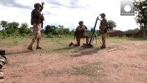 R.Centroafricana: tropas francesas repelen ataque y matan a varios rebeldes