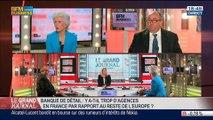 E. Lechypre: Banque de détail: Y a-t-il trop d'agences en France ? – 06/05