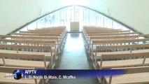 Présentation d'une nouvelle église à Saint-Denis