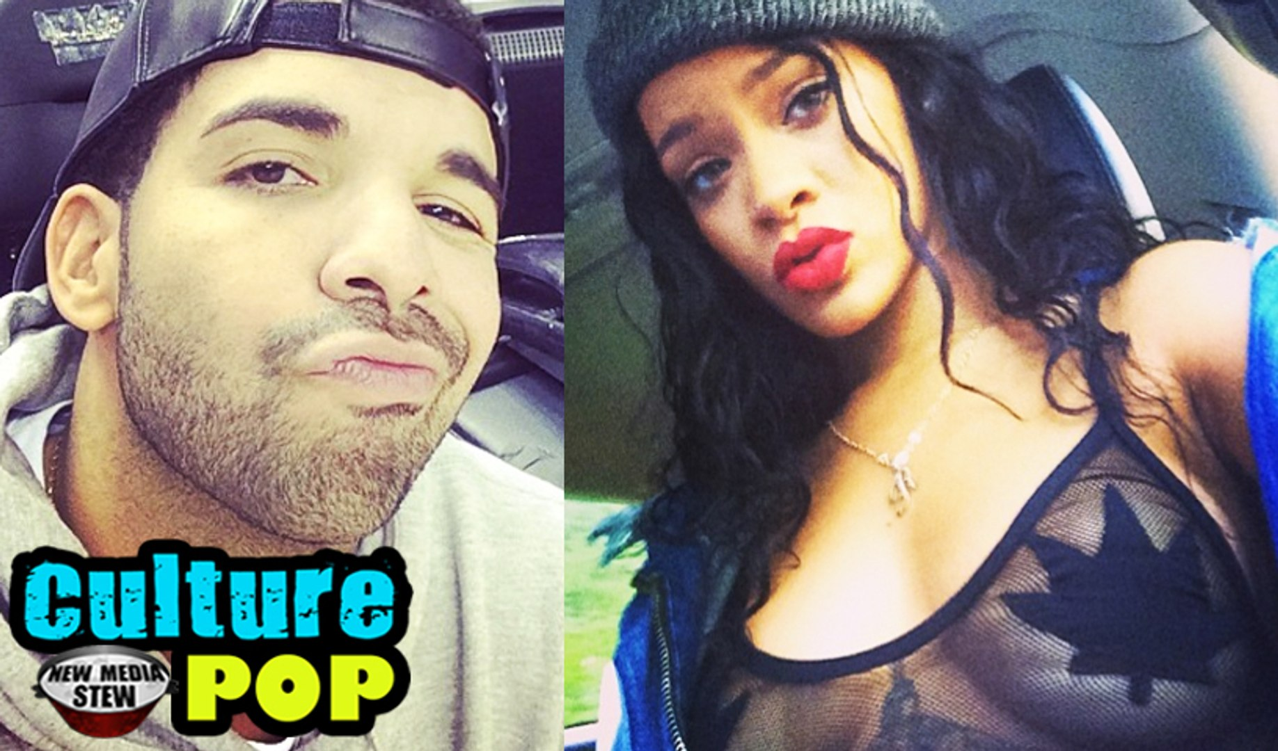 RIHANNA, DRAKE Challenge KIM, KANYE for Most Talked About Celeb Couple - NMS Culture Pop #44