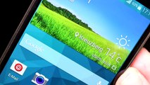 Samsung Galaxy S5 im Test - DEUTSCH