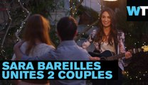 """Sara Bareilles Plays Cupid for 2 Couples in """"I Choose You""""   What's Trending Now"""