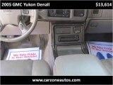 2005 GMC Yukon Denali Used SUV Baltimore Maryland | CarZone USA