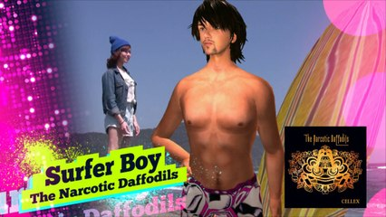 "Video News Spin-off#22 The Narcotic Daffodils""Surfer Boy"""