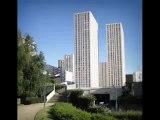 """Paris (75) : visite du quartier """"Les Olympiades ( dit quartier chinois)"""""""
