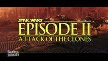 Hilarious Star Wars parody : Honest Trailers - Star Wars Episode II - Attack of the Clones