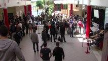 Finale de la Da vinci race au lycée léonard de vinci Calais