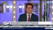 """""""Les médiocres résultats d'Alstom justifient la cession de ses activités dans l'énergie"""", Patrick Kron: Cédric Chaboud, dans Intégrale Placements - 07/05"""
