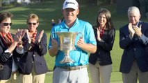Holmes Wins Wells Fargo Championship