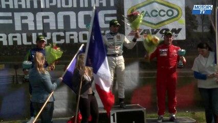 Championnat de France de Rallycross – 1e manche à Essay
