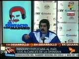 Anunciará Maduro inversiones cuantiosas y logros de ofensiva económica