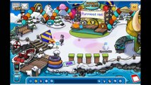 Club Penguin Funny Hat Week Party Cheats - Free Hats