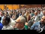 Conferenza Luiss su euro ed Europa con Squinzi e Nobel Stiglitz. Appello leader industriali: votare per Europa,no a eurodemolitori