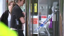 Police investigate armed robbery at building society