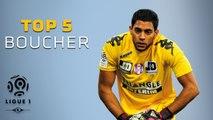 TOP 5 Arrêts Zacharie Boucher - Ligue 1 / Toulouse FC