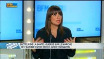 """Le conseil """"santé"""" d'Alice Lhabouz: L'asthme au coeur d'une bataille entre Roche, GSK et Novartis- 06/05"""