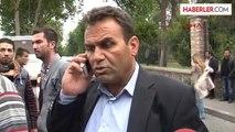 İstanbul Emniyet Müdürlüğü Karşısında Park Halinde Bulunan Çalıntı Otobüsün İçersinde Bomba Olma...