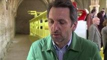 L'artiste contemporain Xavier Veilhan investit l'abbaye de Cluny