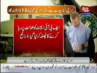 US citizen arrested at Karachi airport is FBI agent - US officials