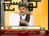 Mubasher Lucman Challenges Iftikhar Chaudhry, Arsalan Chaudhry and Malik Riaz