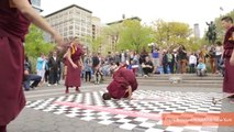 Breakdancing Monks Honor Beastie Boy Adam Yauch Ahead of MCA Day