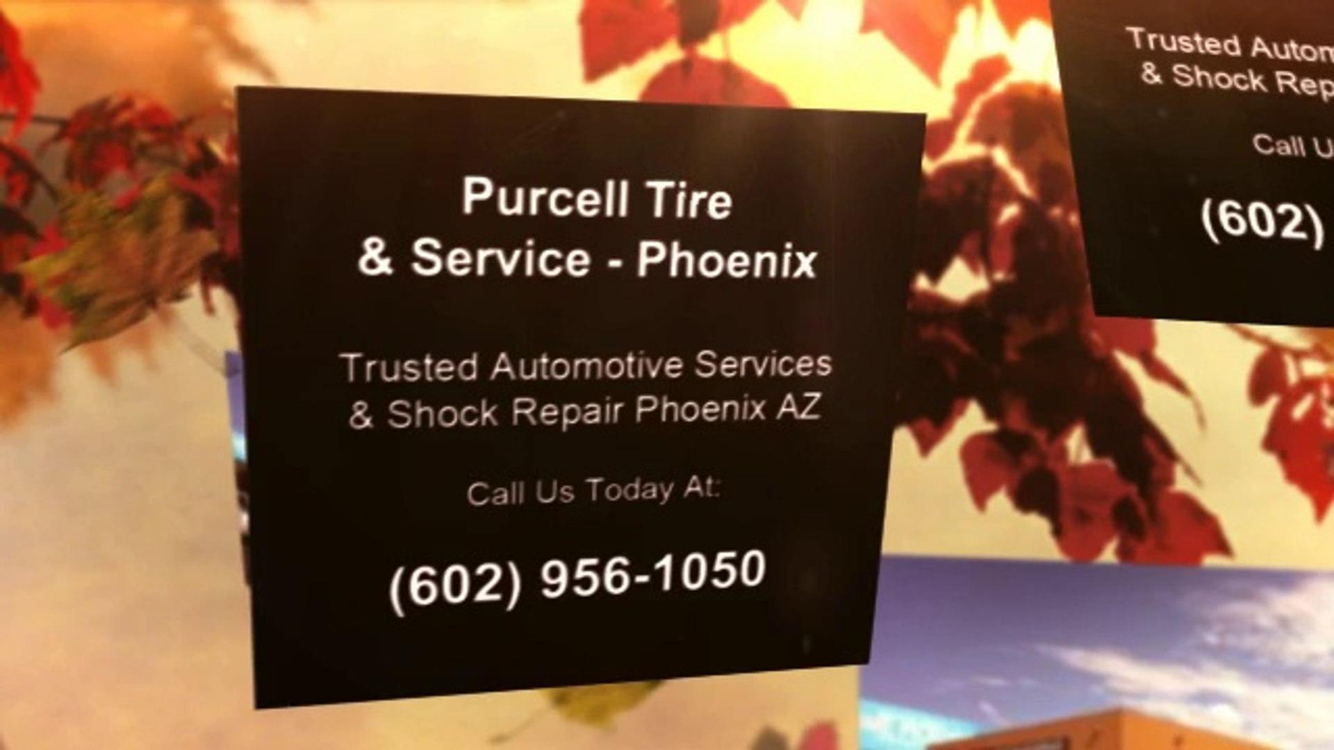 Auto Air Conditioning Phoenix | Purcell Tire & Service - Phoenix (602) 956-1050