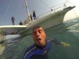 Australie- Whitsunday: Sur le bateau...
