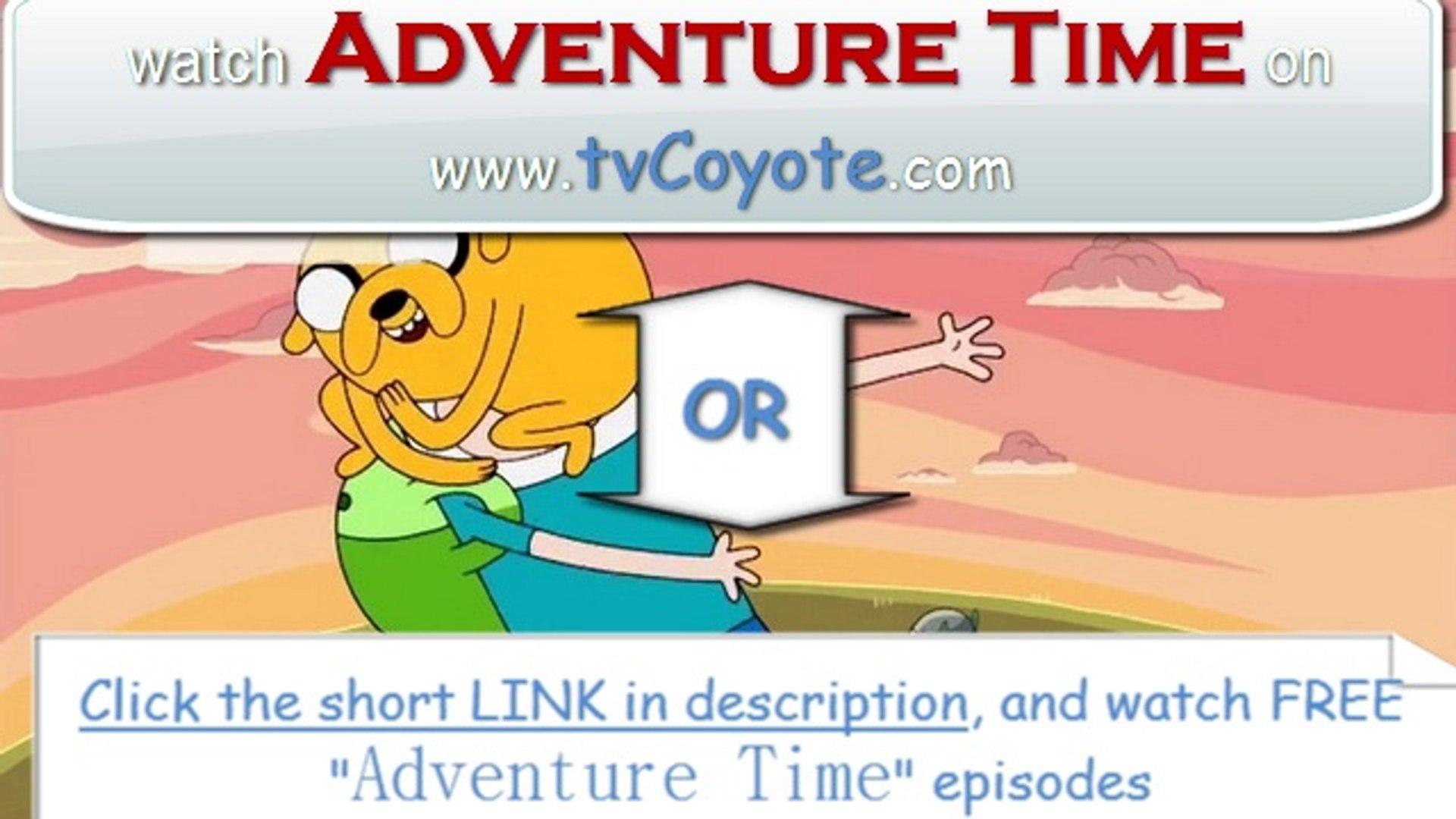 Adventure Time Season 6 Episode 6 -Breezy ( Full Episode )